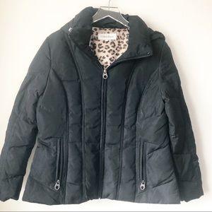 Calvin Klein | Black puffer jacket